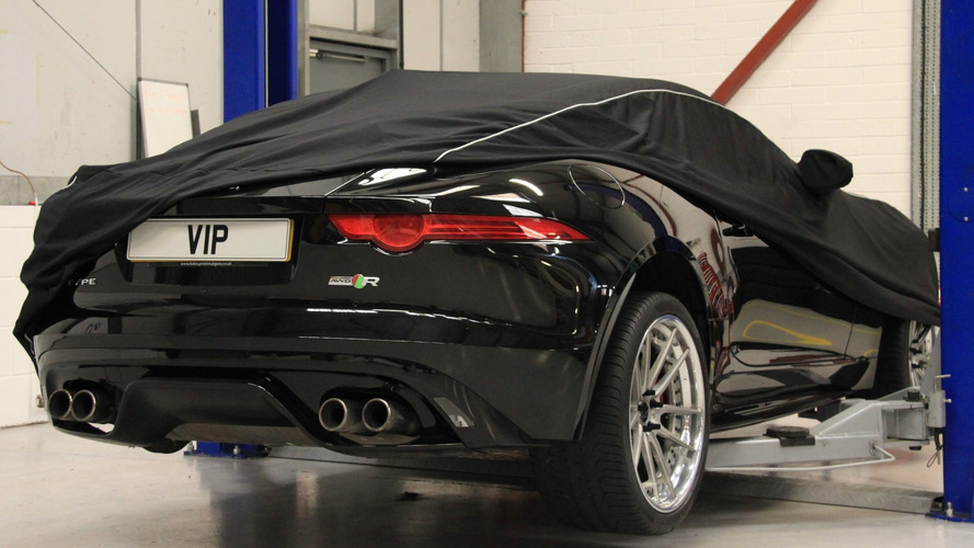 Tuner brags about making the most powerful Jaguar F-Type ever