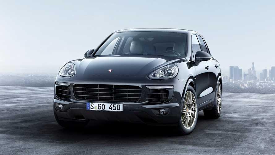 Porsche va brader 1500 Cayenne Diesel neufs aux USA