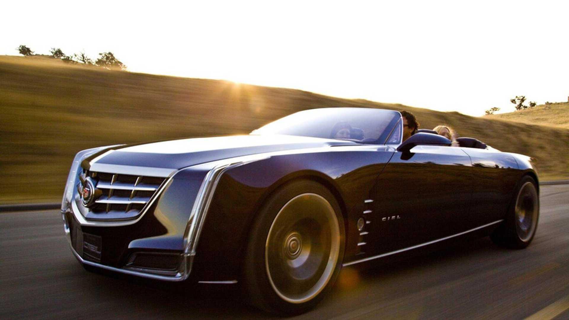 Cadillac Ciel Concept Stars In New Entourage Promo Video
