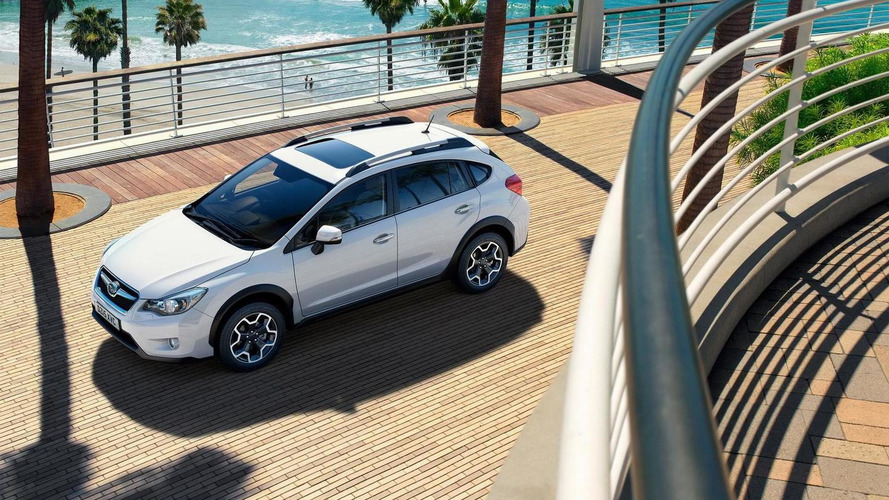 Subaru XV gets minor improvements