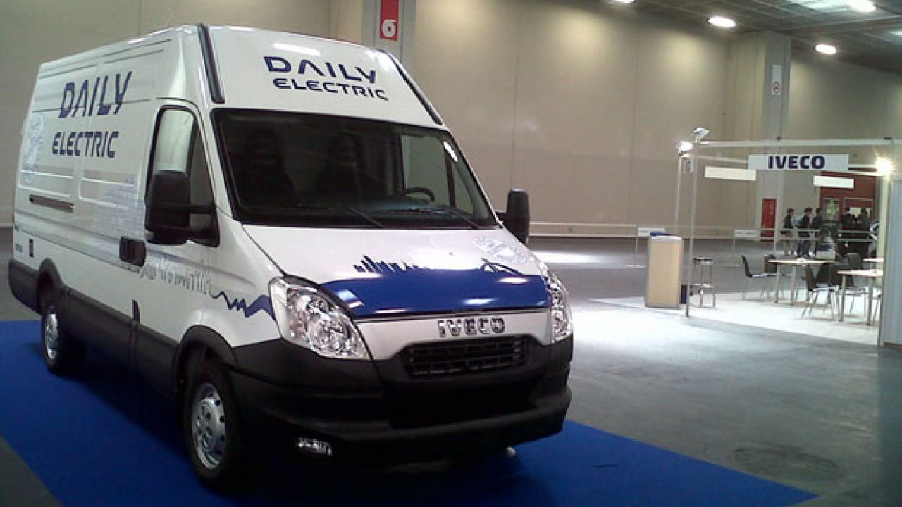 Iveco a Energethica 2012