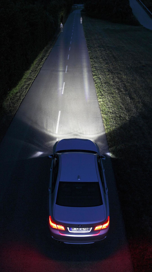 BMW illuminates the future with new lighting tech
