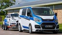 Ford Transit Tuning Van Sport