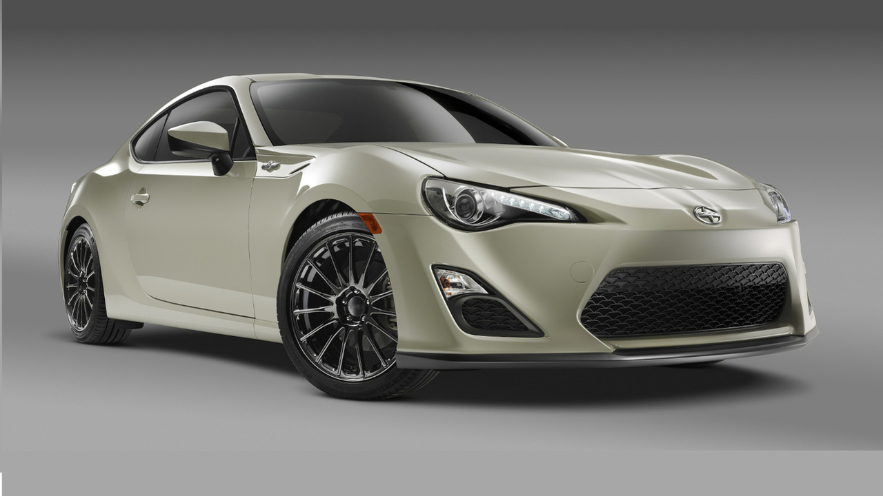 2016 FR-S Release Series 2.0