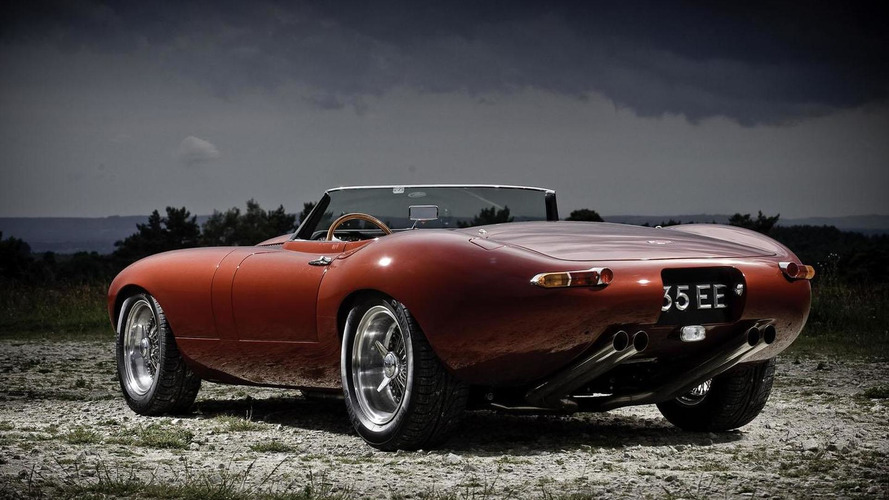 Eagle E-Type Lightweight Speedster announced