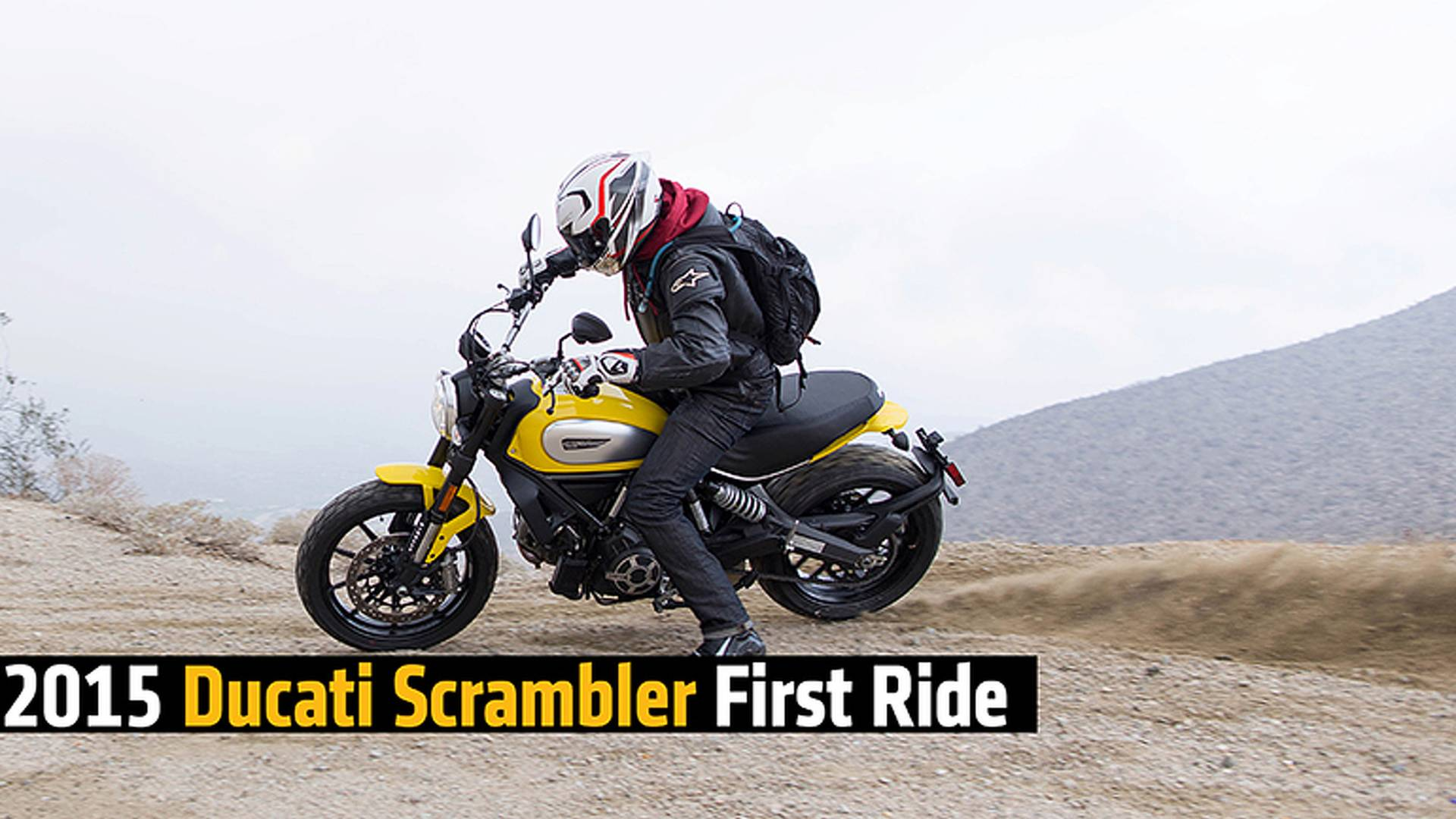 Awesome First Ride 2015 Ducati Scrambler Machost Co Dining Chair Design Ideas Machostcouk