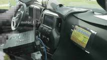 Chevrolet Silverado 3500 Interior Spy Shots
