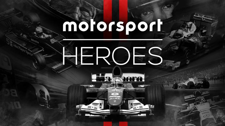Motorsport Heroes: Five Stories, One Enduring Spirit
