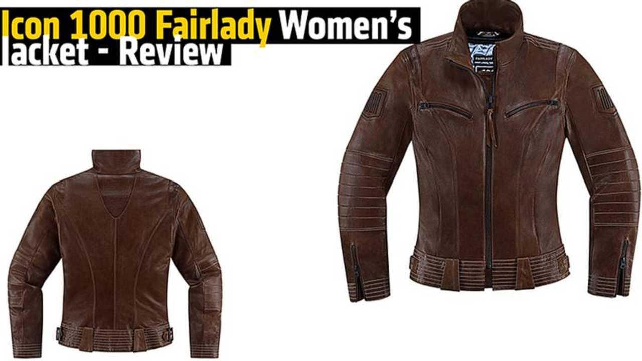 Icon 1000 Fairlady Women's Jacket - Review