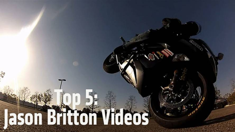 Weekend Top 5: Jason Britton Videos