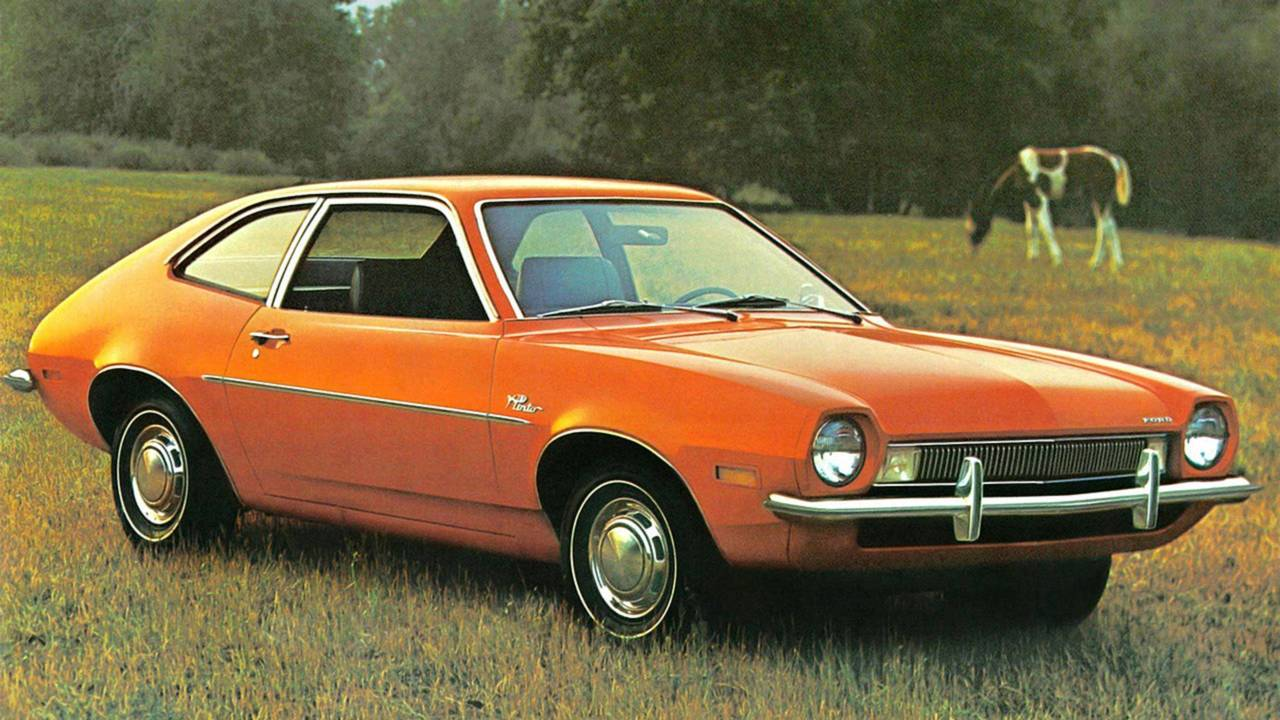 9. Ford Pinto's Exploding Fuel Tanks