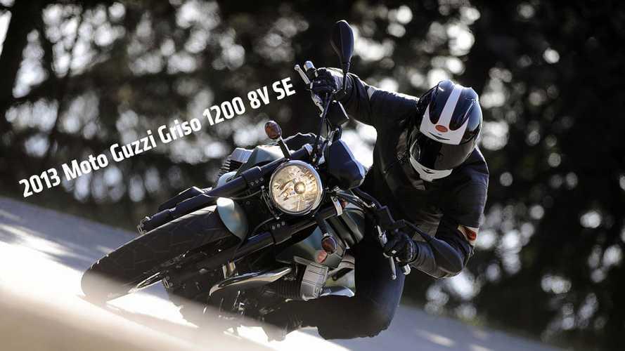 Review: 2013 Moto Guzzi Griso 1200 8V SE