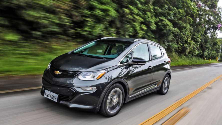 Carro elétrico: Chevrolet Bolt terá test-drive no Salão do Automóvel