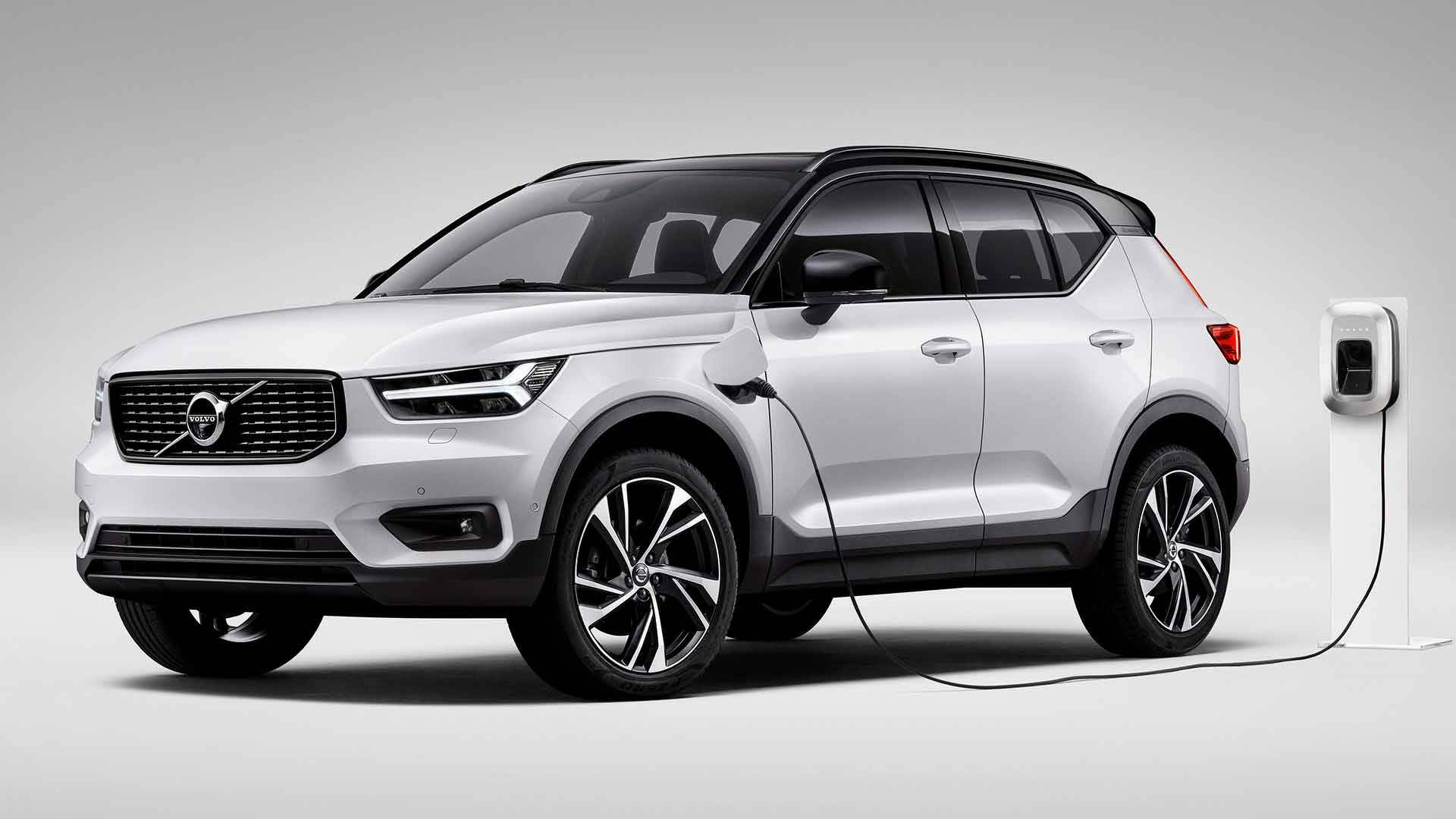 Volvo XC40 Pure Electric Version Coming This Year