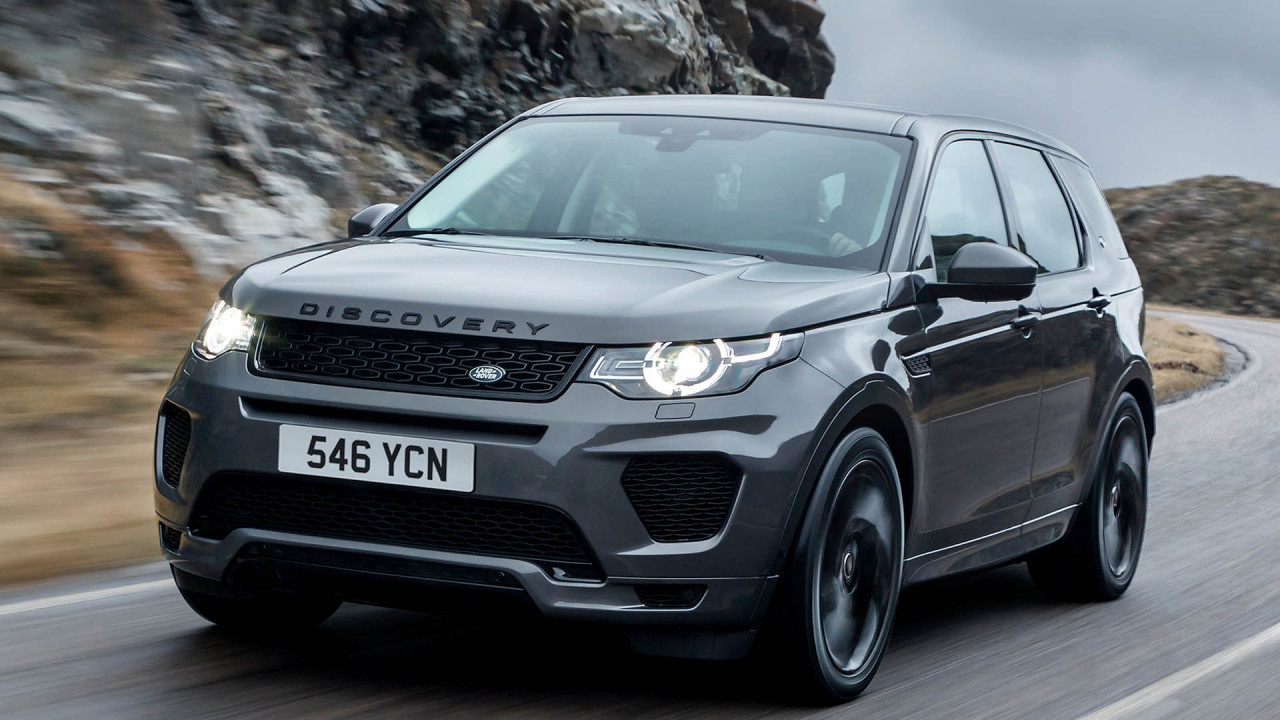 Land Rover Discovery Sport eD4 2WD