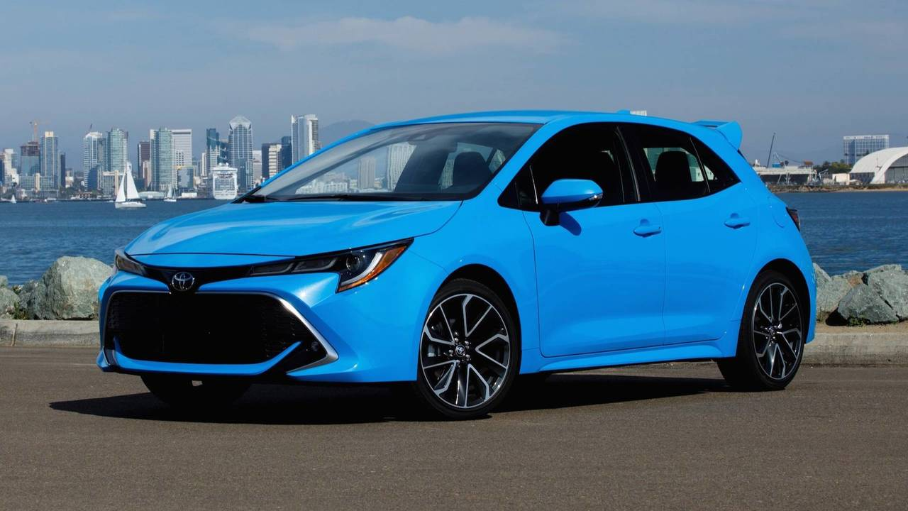 2019 Toyota Corolla Hatchback: First Drive