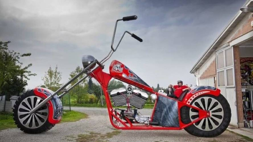 10 Weird Motorcycle (Related) World Records