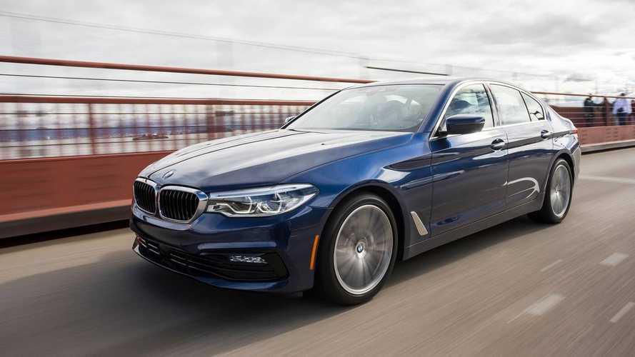 BMW 520i yüzde 0 faizle sizin olabilir