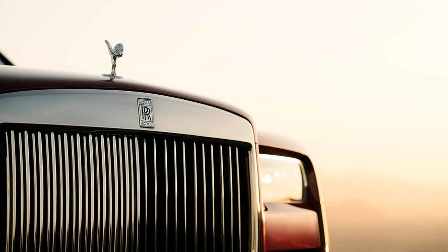 Rolls-Royce готовит два электромобиля