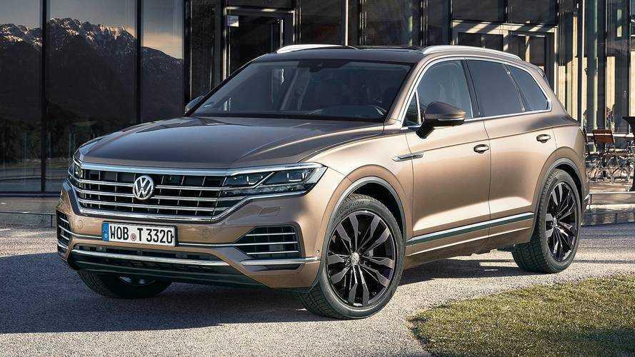 Nuova Volkswagen Touareg, un motore e tanti accessori