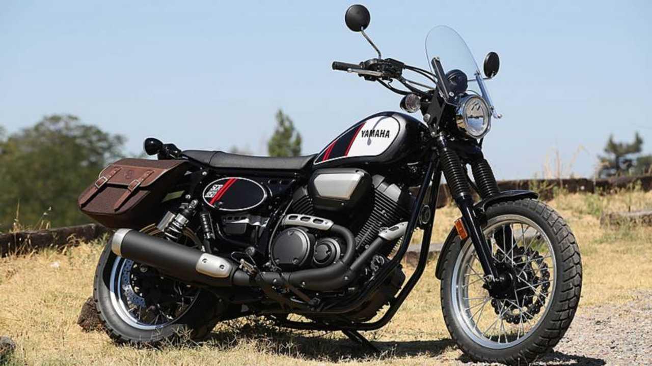 2017 Yamaha SCR950 –First Ride