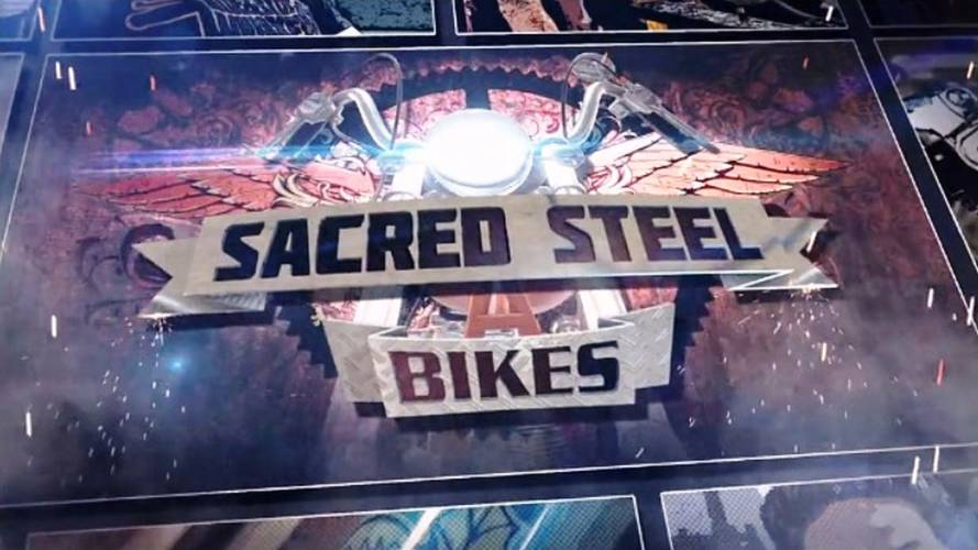 Sacred Steel Bikes (2016) - Talk with Jason Wilson and TV Review