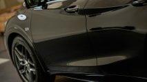 Garage Infiniti Q30, il focus sullo stile
