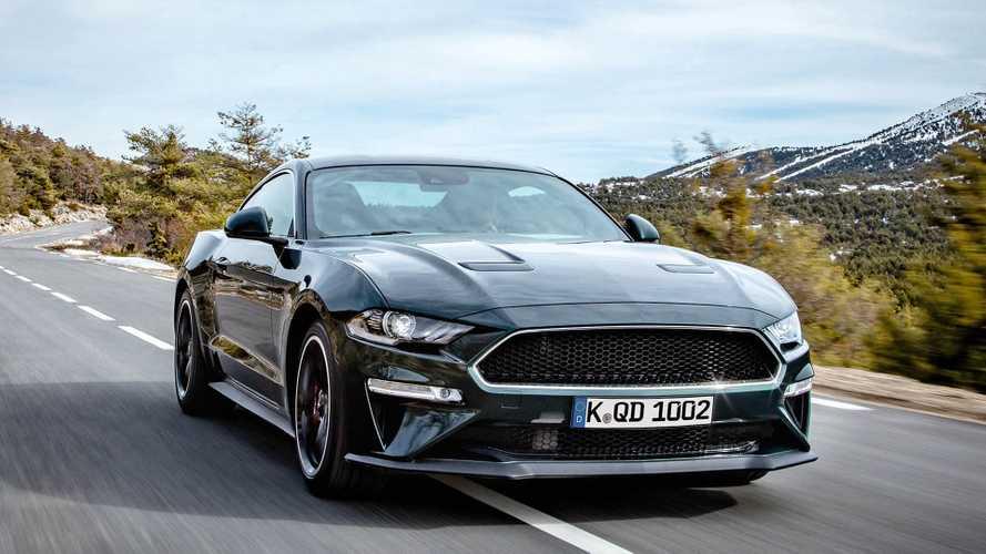 Ford Mustang Bullitt (2018): Das kostet der neue Kultfilm-Mustang