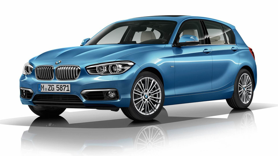 BMW 1 Series Edition Metropolitan, X3 M40d Revealed For Europe