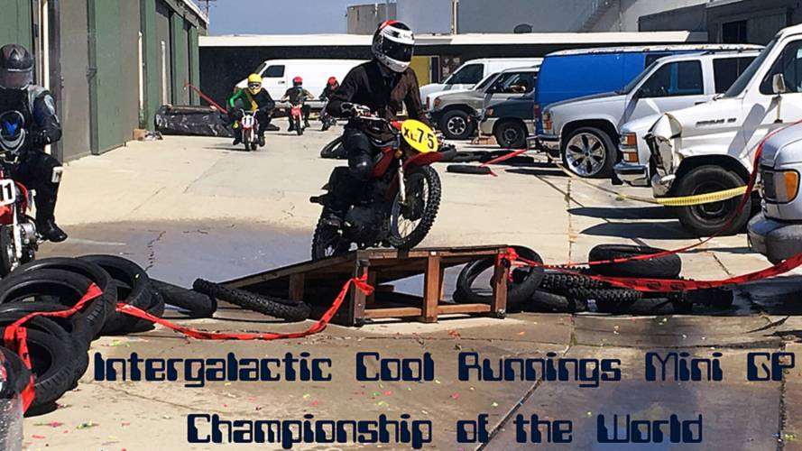 RideApart's Sasha Rojas Named Women's Intergalactic Mini GP Champ!