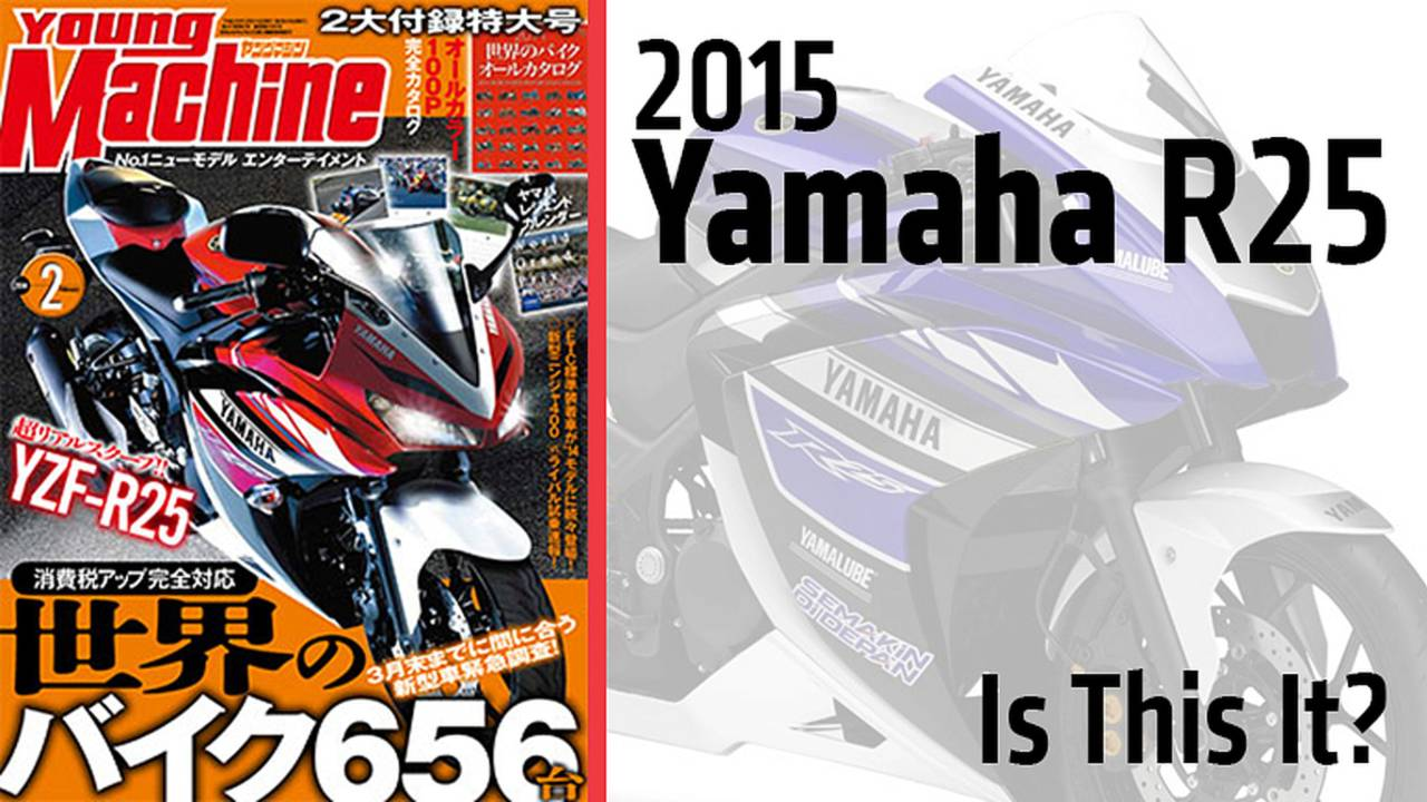 2015 Yamaha R25 – Is This It?