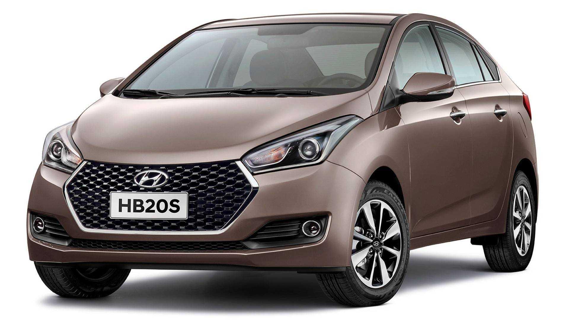 b131b76322dbf Hyundai HB20 2019 chega às lojas com novidades visuais - Veja preços
