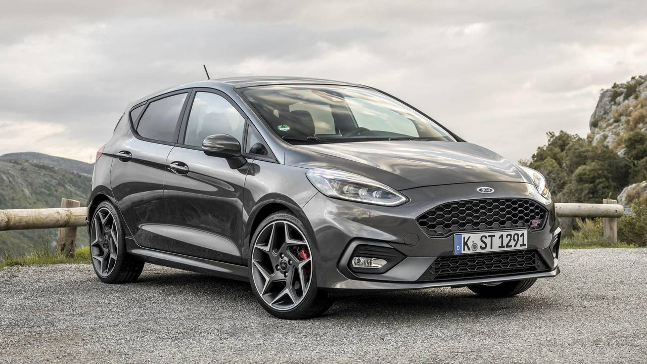 Actually, Ford Fiesta RS Is Not Happening
