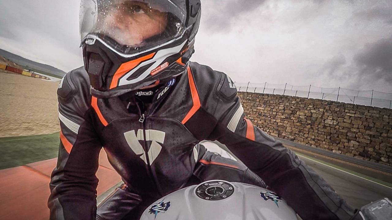 Why Wearing Racing Leathers On Public Roads May Be A Bad Idea