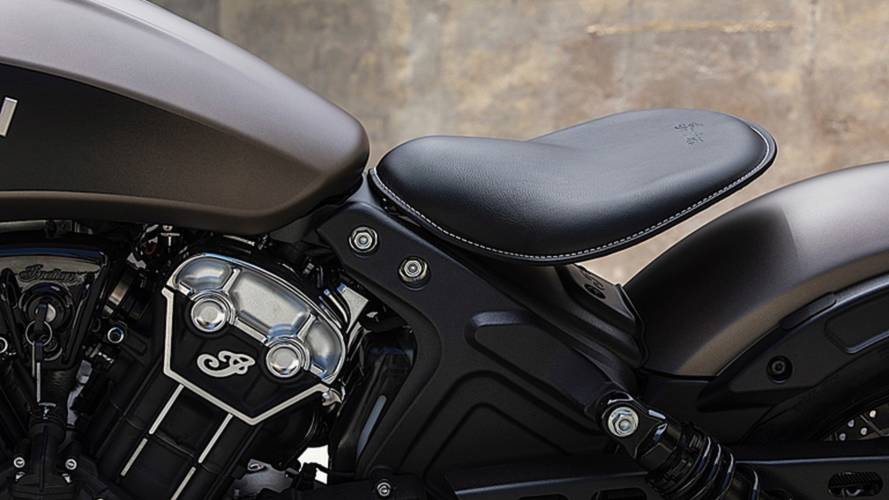 New Accessories for Indian Scout Bobber