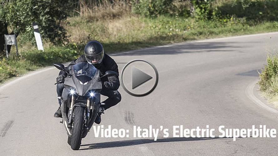 2015 Energica Ego Video Review