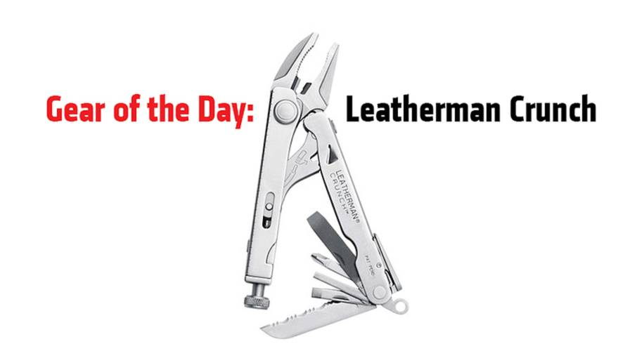 Gear of the Day: Leatherman Crunch