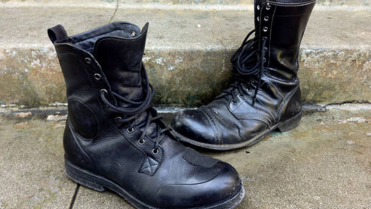 Boots you can wear on and off the bike