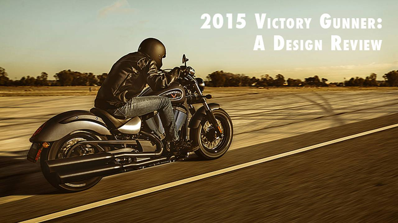 2015 Victory Gunner: A Design Review