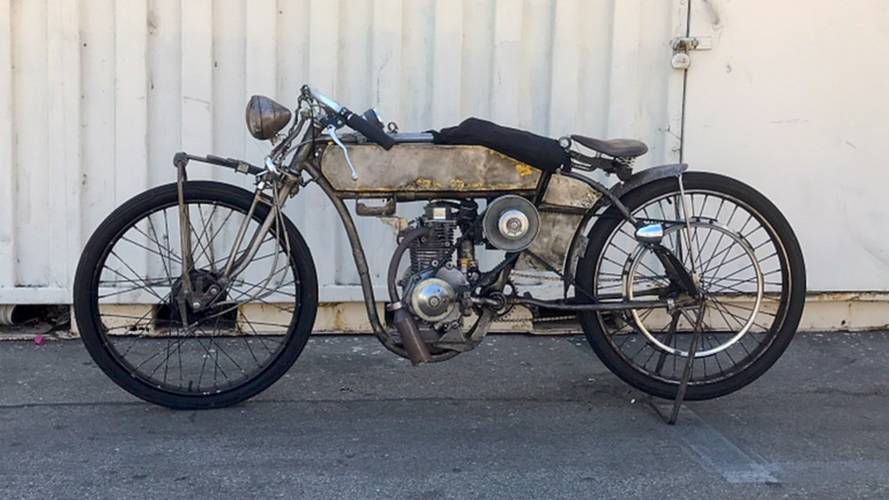 Bike of the Week: Gilbert Brebe's 1910's Style Custom