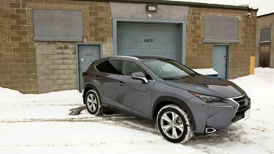 Electrify This: 2015 Lexus NX300h Review