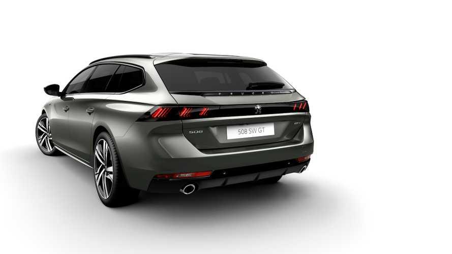 Nouvelle Peugeot 508 SW - Voici les prix !