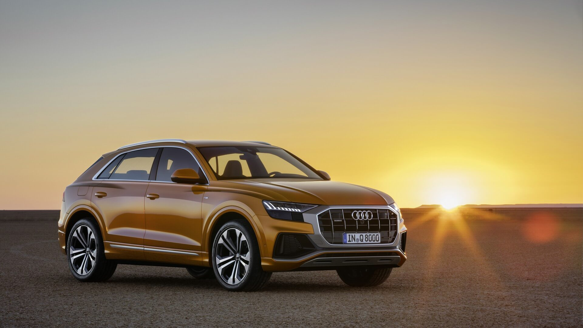 2019 Audi Q8 Priced From 67 400 With Mild Hybrid V6 Power