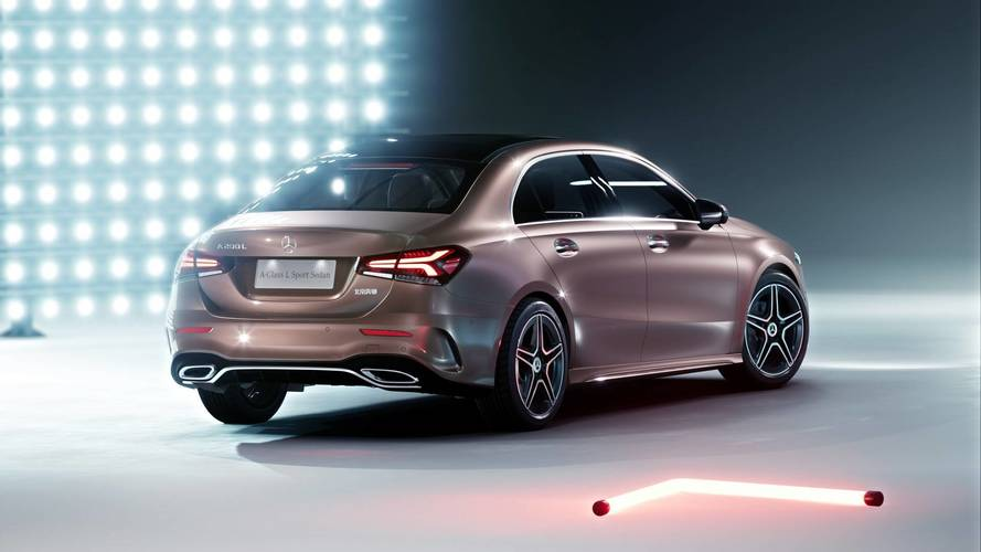 Mercedes-Benz Classe A Sedan (China)