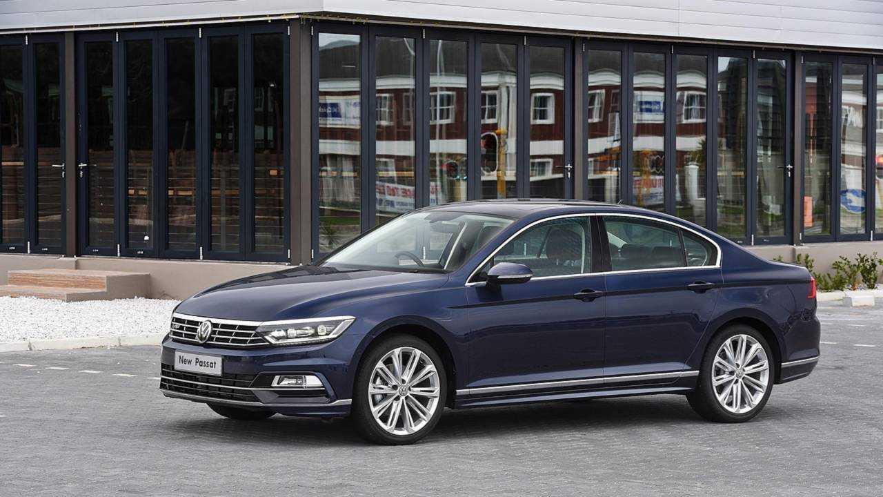 8. Volkswagen Passat / Magotan: 243.436 unidades