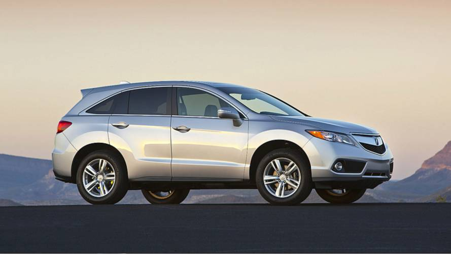 DriveApart Review: 2013 Acura RDX