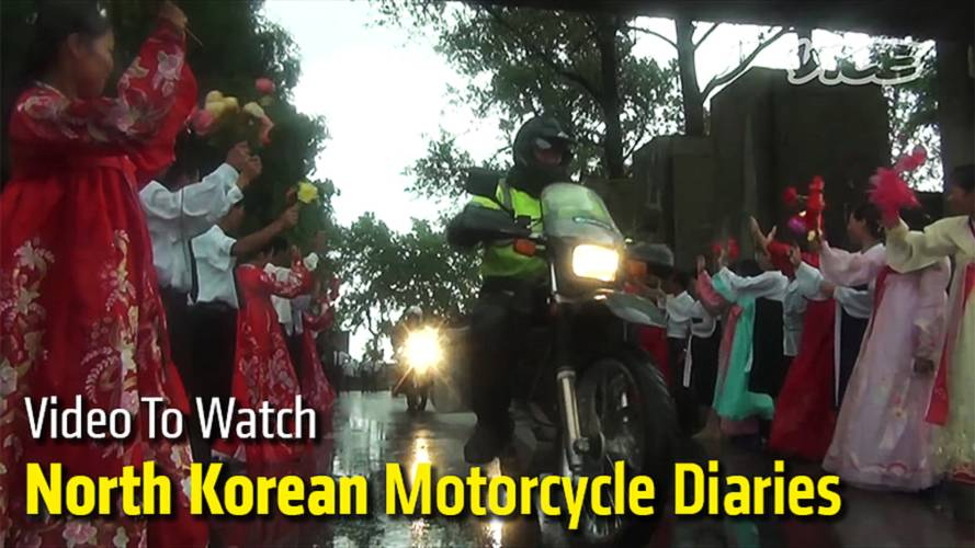 Video To Watch: North Korean Motorcycle Diaries