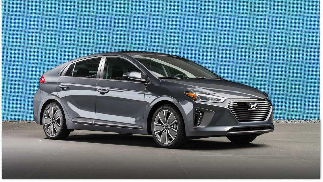 Hyundai Ioniq Lead