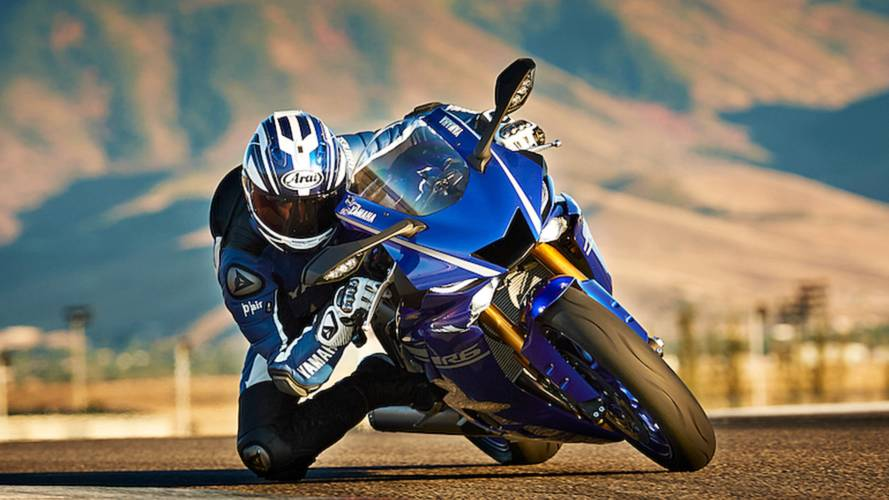 Yamaha (Finally) Unveils New YZF-R6