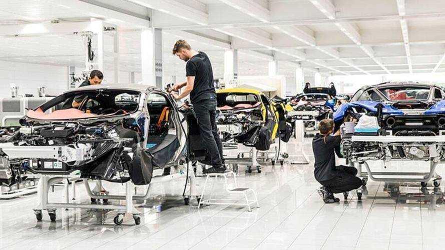 A következő 7 évben 18 új modell bemutatását tervezi a McLaren